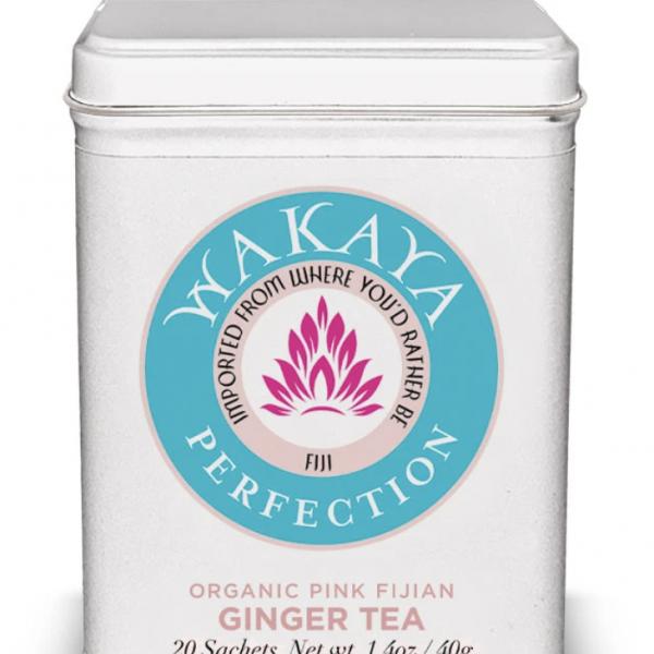 Wakaya  Pink Ginger Tea