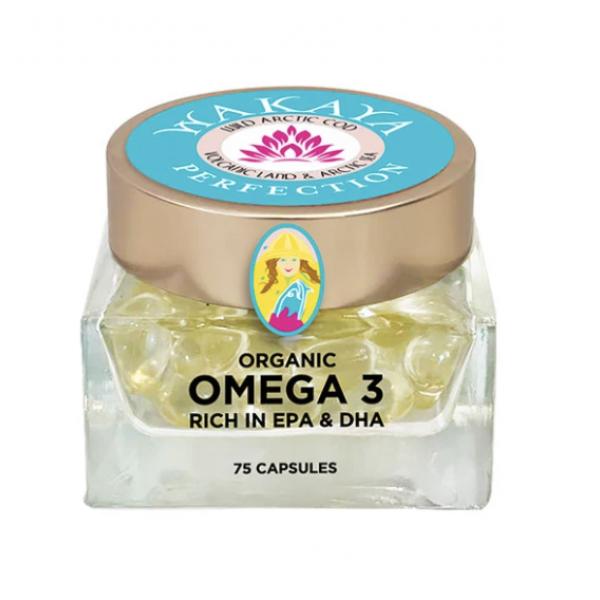 Wakaya Organic Omega 3...