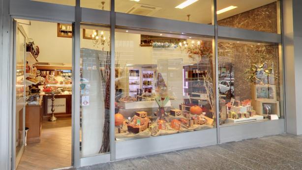 La Chocolatière - Lausanne - Avenue Mon-Repos 14