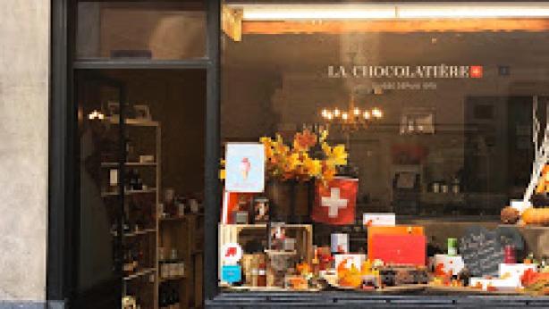 La Chocolatière - Palud